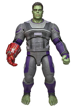 Marvel - Nano-Gauntlet Hulk Select Action Figure