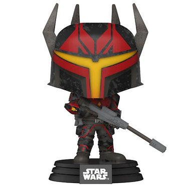 Star Wars: The Clone Wars: Gar Saxon Pop! Figure