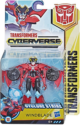 Transformers Cyberverse: Windblade (Warrior Class)