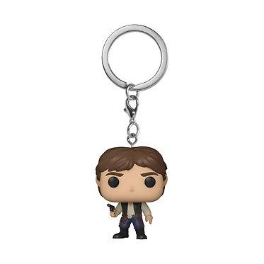 Star Wars: Han Solo Pocket Pop! Keychain