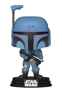 Star Wars: The Mandalorian: Death Watch Mandalorian Pop! Figure