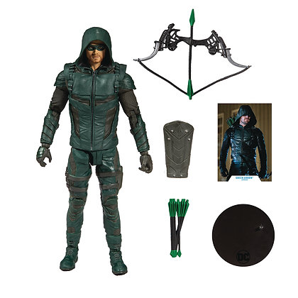 DC - Green Arrow (Arrow) Action Figure