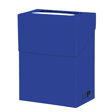 Pacific Blue Deck Box (Ultra Pro)