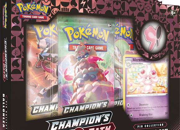 Pokémon Champion's Path Pin Collection: Ballonlea