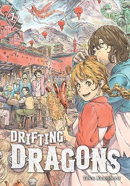 Drifting Dragons Vol. 7