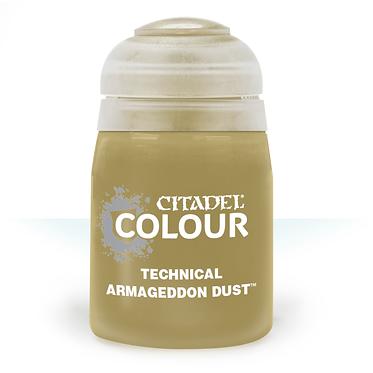 Citadel Technical: Armageddon Dust (27-28)