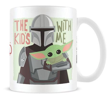Star Wars: The Child (Kid's With Me) Mug