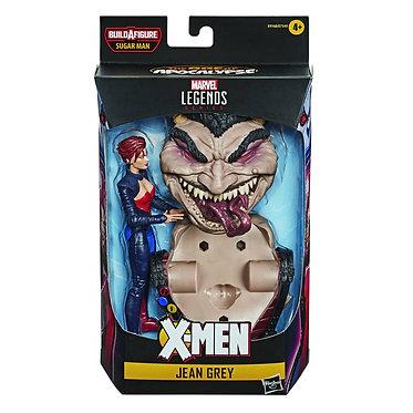Marvel - Jean Grey (X-Men Legends) Action Figure