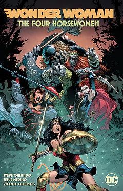 Wonder Woman Vol. 4: The Four Horsemen