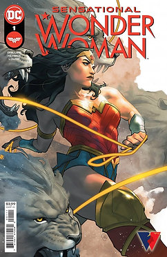 Sensational Wonder Woman #1