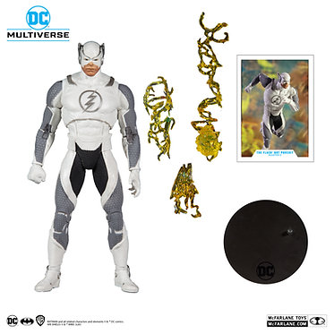 "McFarlane Toys/DC: The Flash (Injustice 2 Hot Pursuit) 7"" Figure"