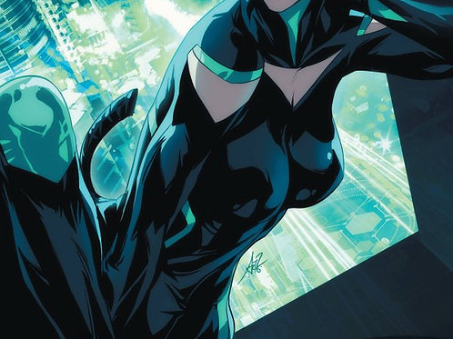 Future State: Catwoman #1 Artgerm Variant