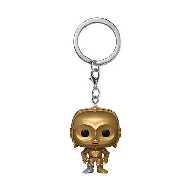 Star Wars: C-3PO Pocket Pop! Keychain
