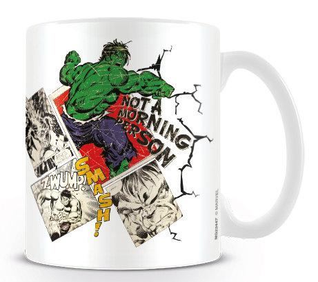 Marvel: Hulk's Not A Morning Person Mug