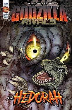 Godzilla Rivals: VS. Hedorah One-Shot
