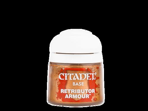 Citadel Base: Retributor Armour (21-35)