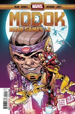 MODOK: Head Games #2