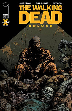 The Walking Dead Deluxe #16 Cover A - Finch