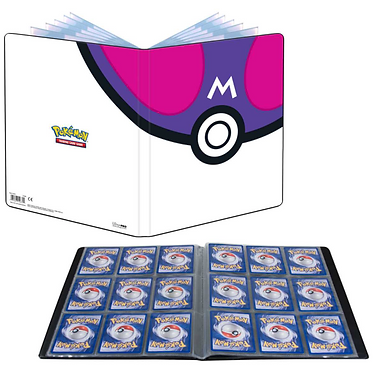 Pokémon: Master Ball 9-Pocket Card Portfolio (Ultra Pro)