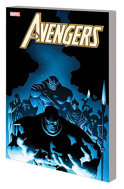 Avengers by Hickman Complete Collection Vol. 3