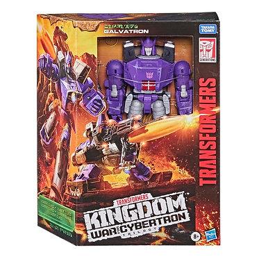 Transformers WFC-K28 Kingdom: Galvatron (Leader Class)