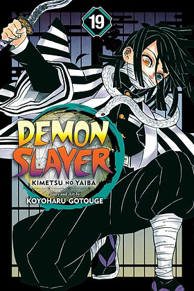 Demon Slayer: Kimetsu no Yaiba Vol. 19