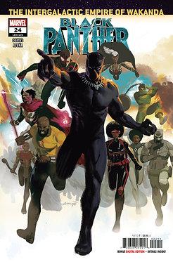 Black Panther #24