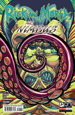 Rick & Morty: Mr.  Nimbus #1 (One-Shot)