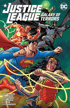 Justice League Vol. 7: Galaxy of Terrors