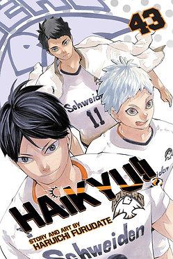 Haikyu!! Vol. 43