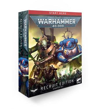 Warhammer 40K: Recruit Edition Starter Set (40-04)