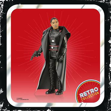"Star Wars: The Mandalorian Vintage/Retro: Moff Gideon 3.75"" Figure"