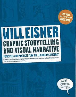 Graphic Storytelling & Visual Narrative