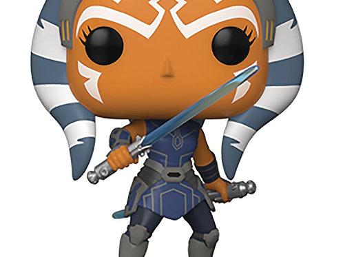 Star Wars: Ahsoka Tano (The Clone Wars) Pop! Figure