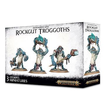 Warhammer Age of Sigmar: Gloomspite Gitz Rockgut Troggoths (89-33)