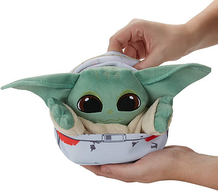 Star Wars: The Bounty Collection - The Child Hideaway Hover Pram Plush