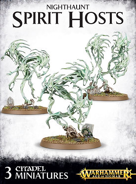 Warhammer Age of Sigmar: Nighthaunt Spirit Hosts (93-08)