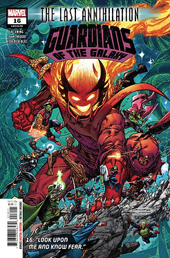 Guardians of the Galaxy #16 (Annihilation)