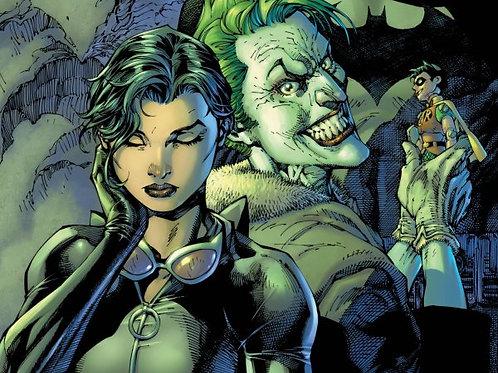Batman/Catwoman #2 Jim Lee Variant