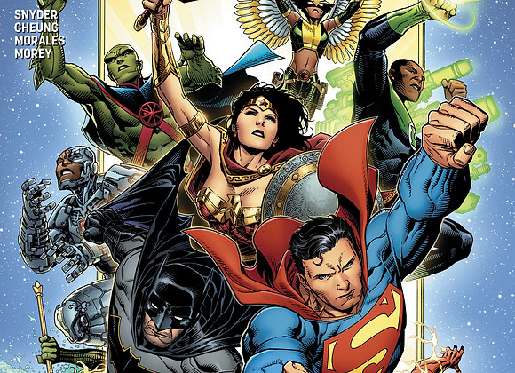 Justice League 12 Issue Subscription
