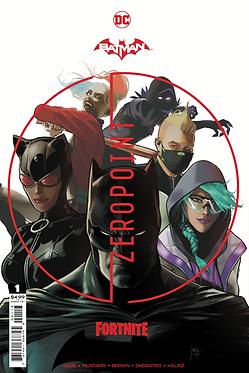 Batman/Fortnite: Zero Point #1 3rd Print