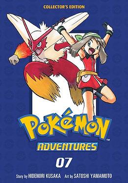 Pokémon Adventures Collector's Edition Vol.7