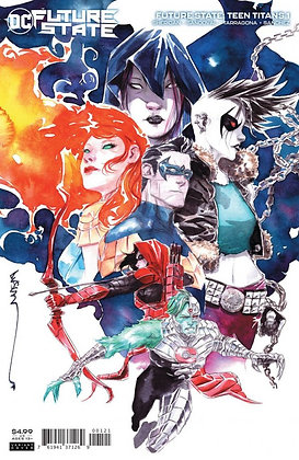 Future State: Teen Titans #1 Nguyen Cardstock Variant