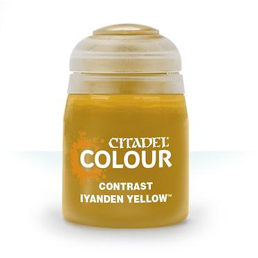 Citadel Contrast: Iyanden Yellow (29-10)