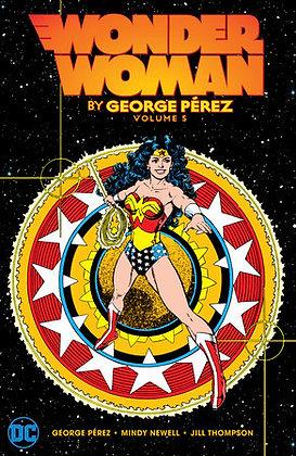 Wonder Woman by George Pérez Vol. 5