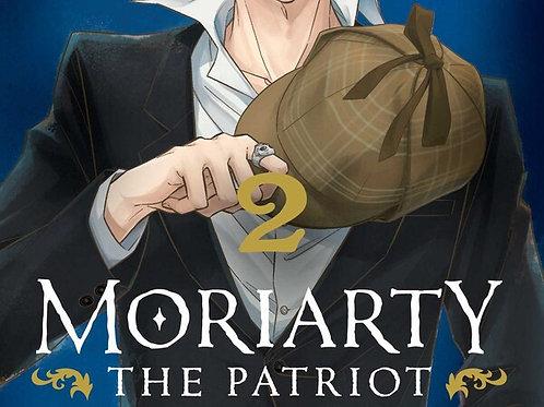 Moriarty the Patriot Vol. 2