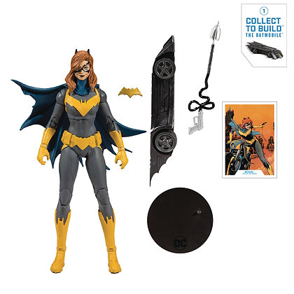 DC - Batgirl (Modern) Action Figure
