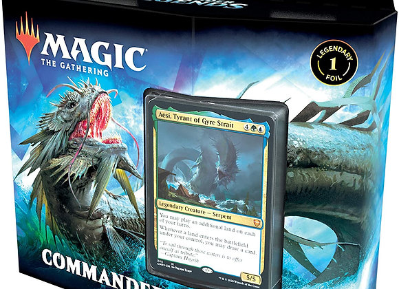 MTG: Commander Legends - Reap the Tides Deck