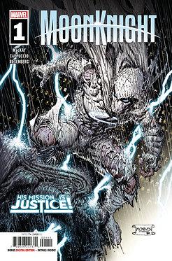 Moon Knight #1 (Main Cover)