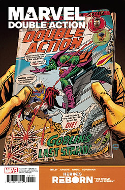 Heroes Reborn: Marvel Double Action One-Shot